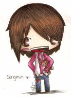Sungmin super junior by candyfus