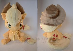 AppleJack Teddy Style by StarMassacre