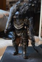 Dark Souls Havel Statue by futantshadow