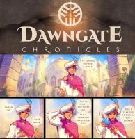The Dawngate Chronicles - Page 19 Preview by nicholaskole
