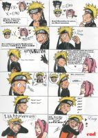 Naruto's Plot by E-vay