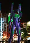 Evangelion Unit-01 weta by doneplay