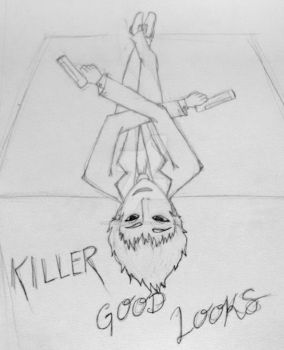Killer Good Looks (for lN50MNlA) by EchoesOfReason