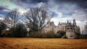 Thoresby Hall 4 by Pixie-Arts