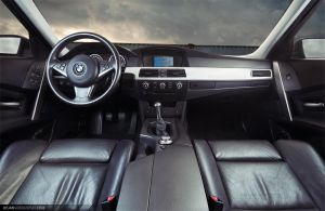 BMW 530 interior THREE by dejz0r