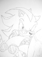 Sonic wall group painting shad by NamineEveningLight