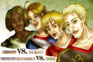 APH: WC 2010 - Knockout C+D by FrauV8