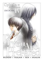 """IYAP"" Book IV cover by yukipon"