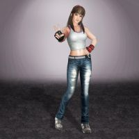 Dead or Alive 5 Hitomi Demo by ArmachamCorp