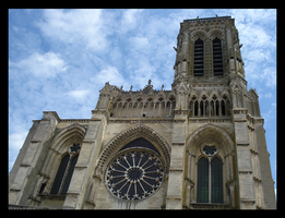 Cathedrale Saint Gervais II by BluePalmTree