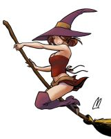 NT's witch again by gloooscap