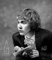 lee hong ki bw by andres787