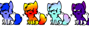 Kitty Adopts :Open: by pandalover68