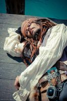 Jack Sparrow in Venice IX by marcellomasiero