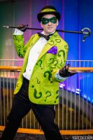The Riddler - Tim Sale version by smile-xvillainco