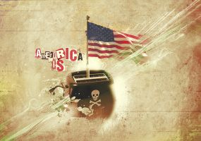 america is by Quaney