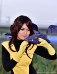 Shadowcat: Lockheed by Dazedmelody