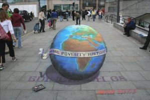 3D Chalk Drawing 2 by ABCalex