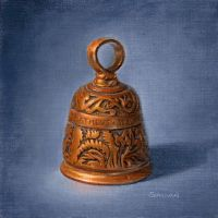 Celtic Bell by lost-buoy