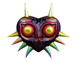 Majora's Mask by kaas