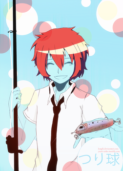 Yuki! :3 -Opposite Colors Attract Entry- by Yumicchie