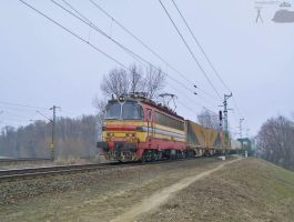 240 120 w. Container train by morpheus880223