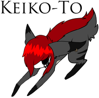 Keiko [gift] by Caintt
