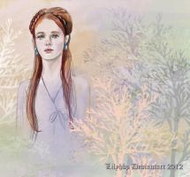 Sansa' s Dream by Veronica-Art