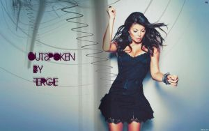 Fergie Wallapaper by sexylove555