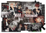 +War Of Hormone//Gif by YourCrazyNightmare