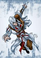 Assassins Creed by MarcBourcier