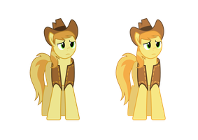 Braeburn [color issue] by RanmaSayo