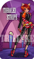 Toralei - Monster High by Trilly21