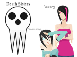 ||Death Sisters|| by Setendeath