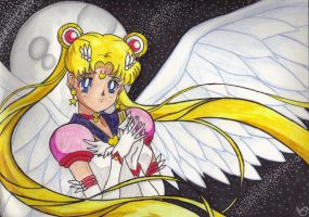 Sailor Moon by Absinthe-Addiction