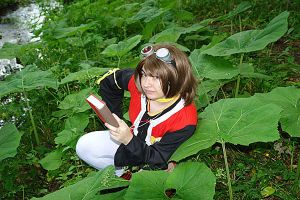 Rita Mordio Cosplay x21 by Dark-Angel15-2010