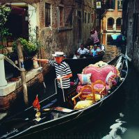 The Gondolier by SwiFecS