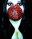 Mascara Leopardo by MadameAntichrist666