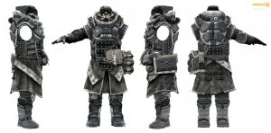 Ideas for the new Helghan Armor Cosplay. by OnsoulTheLostHelgast