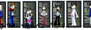 Ukiss chibi by lamagwa