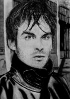 Ian Somerhalder by kosikkkk