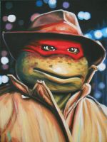 Raph by HillaryWhiteRabbit