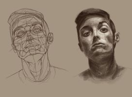 Figure Drawing Homework-003 by conniekat8