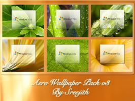 Aero Wallpaper Pack v3 by sreeejith