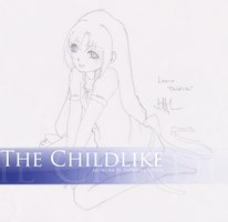 Sketch: The Childlike by Paprika-Studios