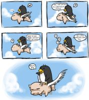 penguins cant fly by gabo-the-baka