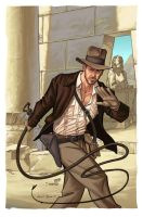 Indiana Jones by DennisBudd