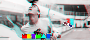 Neymar '3D' by madeinjungle
