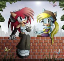 enjoy the day by Dj-Reverberance