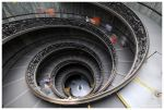 Vatican Stairs by escape-is-at-hand